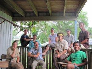 EWB Summer 2010 Panama Project group