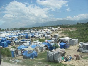 Readjusting to life in the US after post-earthquake Haiti, was a bit of a challenge for me.