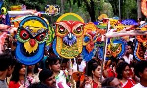 Colourful Celebration of Poyla Boishakh-Dhaka