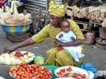 Seen at the market in Serrekunda, TheGambia